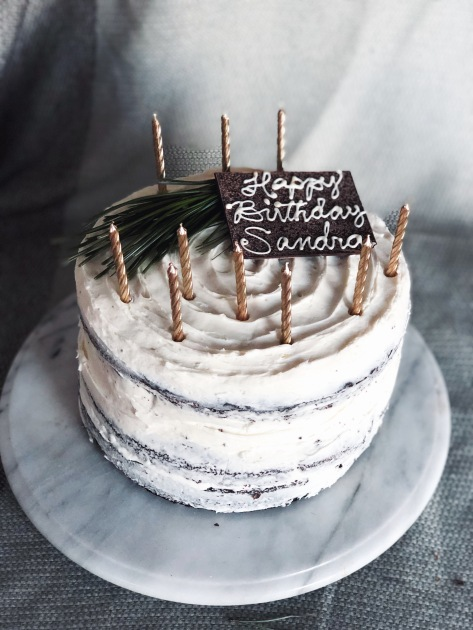 Cake Uary 2019 Sandra Stainton